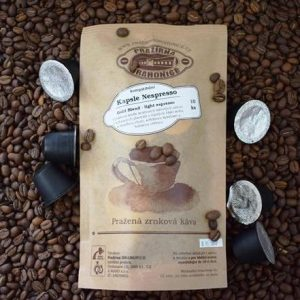 Kapsle pro Nespresso