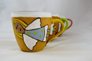 Hrnečky a užitná keramika