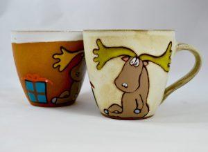 Keramika z chráněné dílny